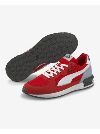 Tenisky, espadrilky pre mužov Puma - červená