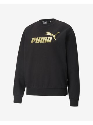 ESS+ Metallic Logo Mikina Puma