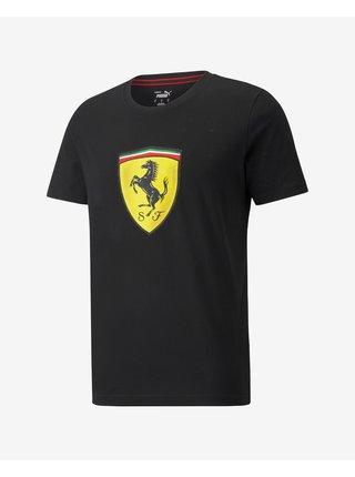 Ferrari Race Col B Shield Triko Puma