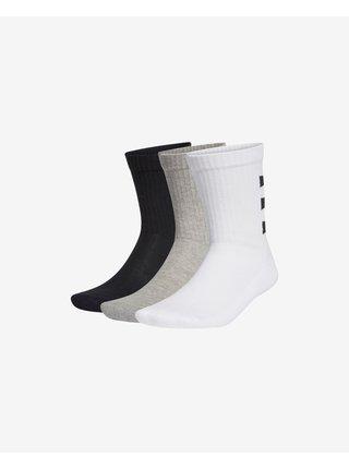 Crew Ponožky 3 páry adidas Performance
