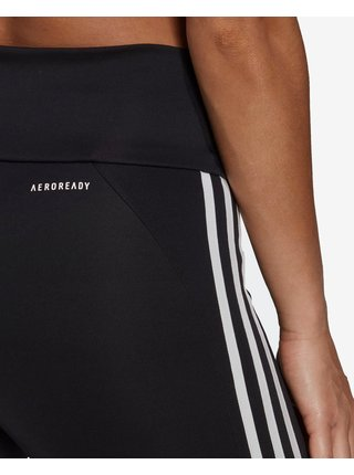 Designed To Move High-Rise 3-Stripes Legíny adidas Performance