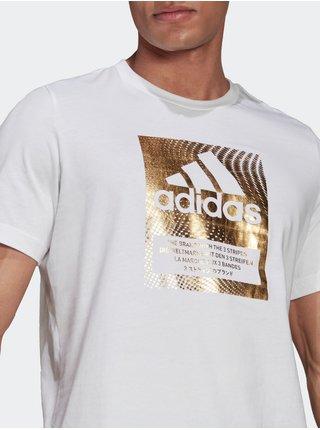 Badge Of Sport Box Foil Graphic Triko adidas Performance