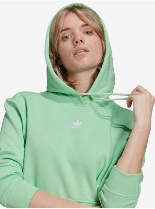 Mikiny pre ženy adidas Originals - zelená