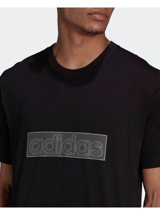 Tričká s krátkym rukávom pre mužov adidas Originals - čierna