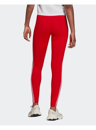 Legíny pre ženy adidas Originals - červená
