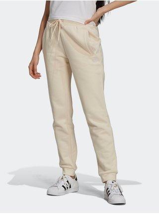 Tepláky pre ženy adidas Originals - biela