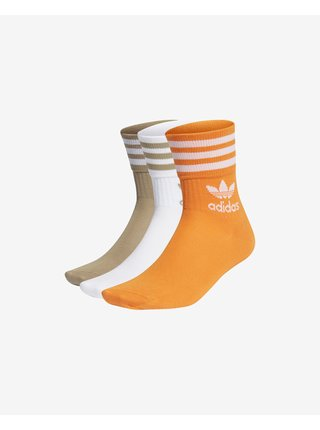 Crew Ponožky 3 páry adidas Originals