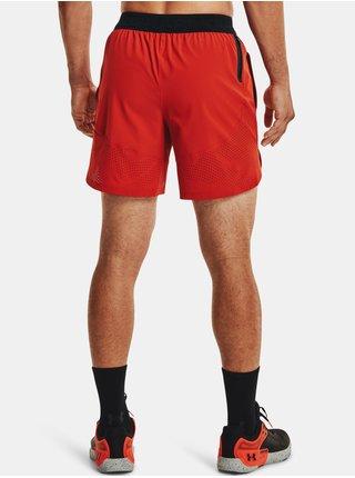 Kraťasy Under Armour UA Stretch-Woven Shorts - oranžová