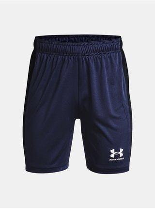 Kraťasy Under Armour Y Challenger Knit Short - tmavě modrá
