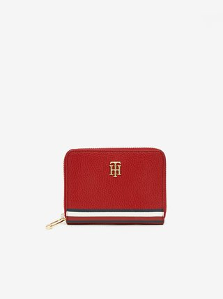 Peňaženky pre ženy Tommy Hilfiger - červená