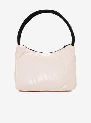 Světle růžová kabelka přes rameno Tommy Hilfiger