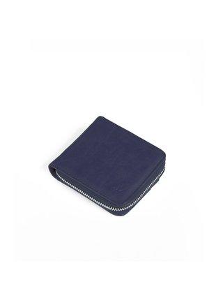Tmavě modrá pánská peněženka VUCH Franck