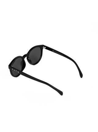 Černé unisex sluneční brýle VUCH Holly