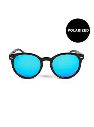 Modro-černé unisex sluneční brýle VUCH Macy