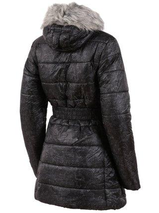 Dámský kabát ALPINE PRO BETHA černá