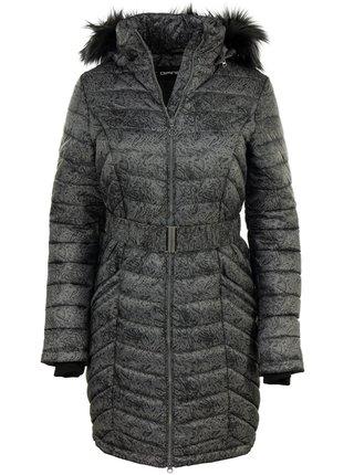 Dámský kabát ALPINE PRO NAYDA šedá