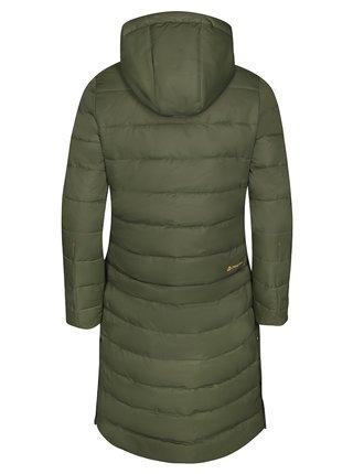 Dámský kabát ALPINE PRO KIRA zelená