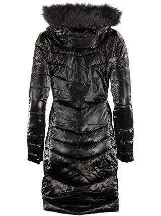 Dámský kabát ALPINE PRO RELLA černá