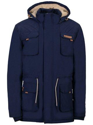 Pánský kabát ALPINE PRO EDIT modrá