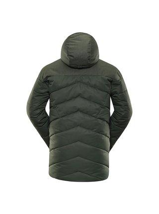 Pánská bunda ALPINE PRO GABRIELL 3 zelená