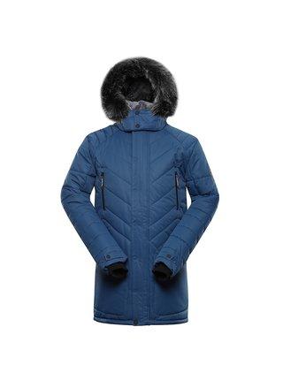 Pánská zimní bunda s membránou ptx ALPINE PRO ICYB 6 modrá