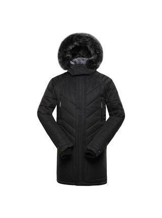 Pánská zimní bunda s membránou ptx ALPINE PRO ICYB 6 černá