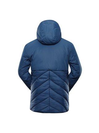 Pánská zimní bunda s membránou ALPINE PRO GABRIELL 4 modrá