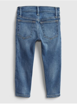 Modré klučičí džíny skinny