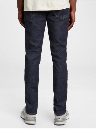 Modré pánské džíny GapFlex skinny jeans with washwell