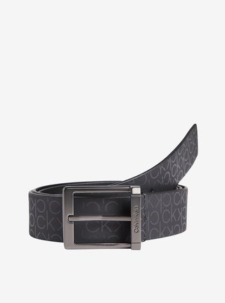 Opasky pre mužov Calvin Klein - čierna