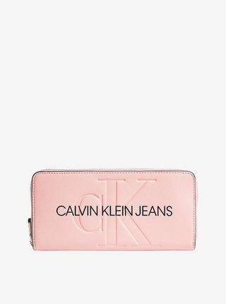 Peňaženky pre ženy Calvin Klein - ružová