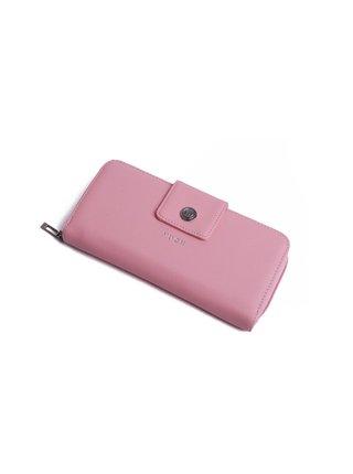 Růžová dámská malá peněženka VUCH Holi