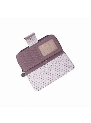 Světle fialová dámská malá peněženka VUCH Gordana