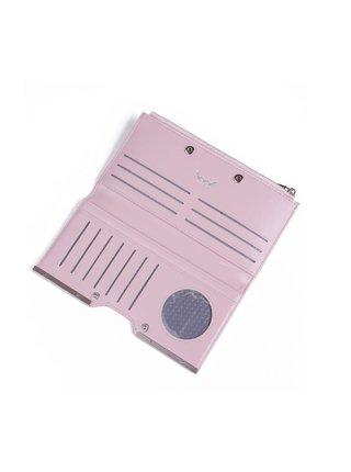 Světle růžová dámská malá peněženka VUCH Maddie