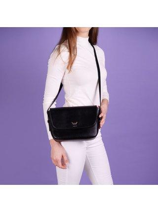 Černá dámská malá crossbody kabelka VUCH Tess