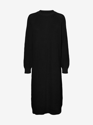 Šaty na denné nosenie pre ženy Noisy May - čierna