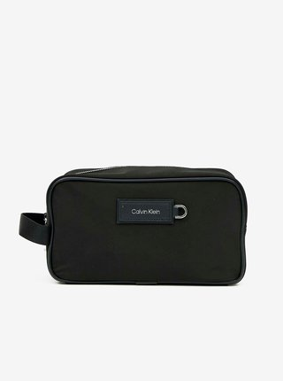 Černá pánská kosmetická taška Calvin Klein