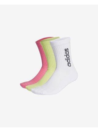 pre mužov adidas Performance - ružová, žltá, biela
