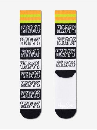 Happy Stripe Crew Ponožky Happy Socks