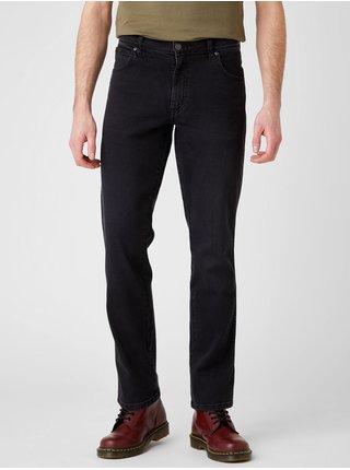 Slim fit pre mužov Wrangler - čierna