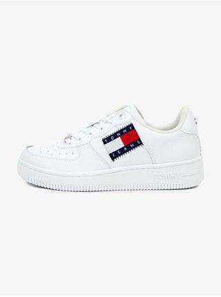 Tenisky pre ženy Tommy Jeans - biela