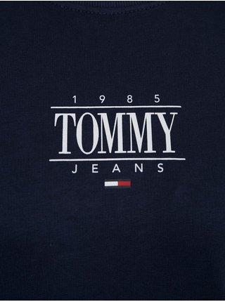 Mikiny pre ženy Tommy Jeans - modrá