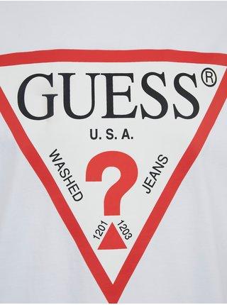 Original Logo Triko Guess