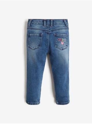 Denim Skiny Jeans dětské Guess