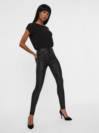 Čierne nohavice VERO MODA Sophia