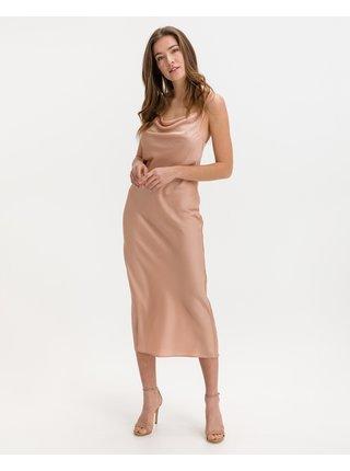Spoločenské šaty pre ženy TWINSET - béžová