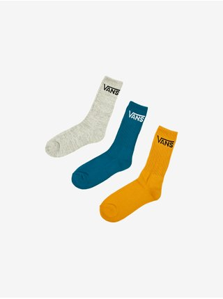 pre mužov VANS - modrá, žltá, sivá