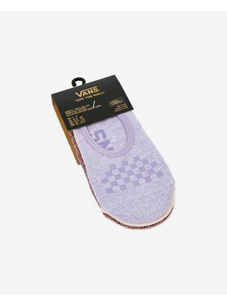 Ponožky pre ženy VANS - červená, fialová, béžová