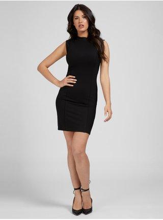 Šaty na denné nosenie pre ženy Guess - čierna