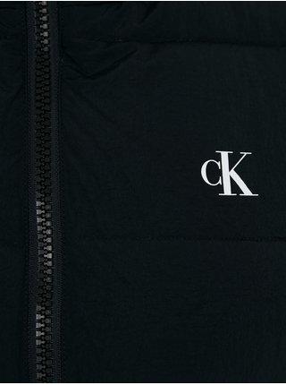 Vesty pre mužov Calvin Klein - čierna, biela